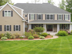 Painting Contractor Northborough MA-Aurora House Exterior Painting