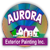 Logo for Aurora Exterior Painting Inc. of MA\