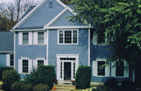 Shrewsbury Exterior Painting House