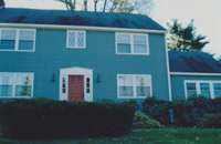 House Exterior Painting Services Shrewsbury