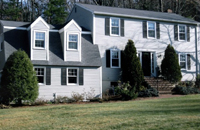 Southborough House Exterior Painting