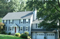 Westford House Exterior Painting Services