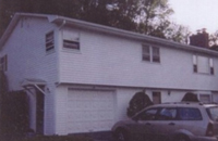 House Exterior Painting Worcester