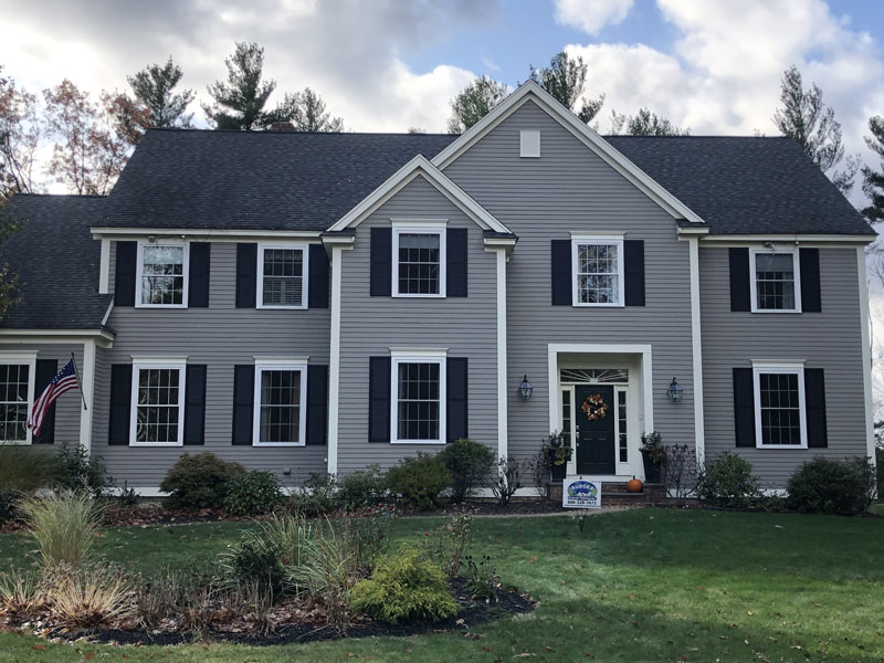 Exterior Painting Contractor in Bolton MA