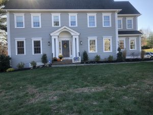 House Painted in No Grafton by Aurora Exterior Painting