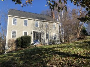 Home in Grafton Ma painted by Aurora Exterior Painting