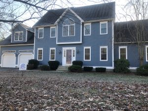 house in Grafton Ma painted by Aurora Exterior Painting