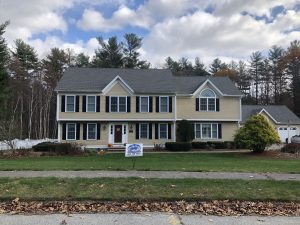Exterior Painting Bolton MA